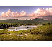 A Grand View - Connemarra National Park, Ireland Photographic Print