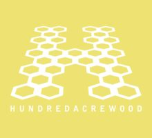 HundredAcreWood (white) Kids Clothes