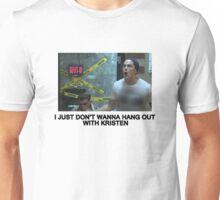 JUST LET IT GO Unisex T-Shirt