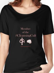 CleansingCult Women's Relaxed Fit T-Shirt