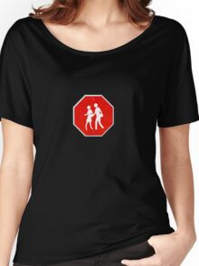 Stop Groping! Women's Relaxed Fit T-Shirt