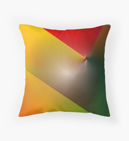 Abstract Shade Throw Pillow