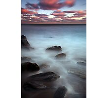 Rocky Bay Sunset- Ireland Photographic Print