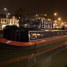 bagguette barge by yampy