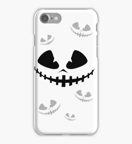 Halloween Jack-O-Lantern iPhone Case/Skin