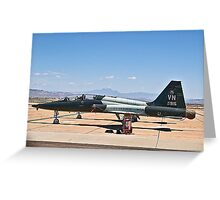 No Fly Zone Greeting Card