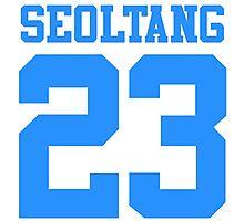 BTS/Bangtan Boys 'SEOLTANG 23'  Photographic Print