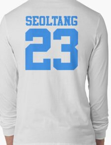 BTS/Bangtan Boys 'SEOLTANG 23'  Long Sleeve T-Shirt