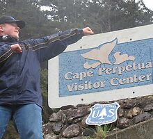 Cape Perpetua! by Christina Herbert