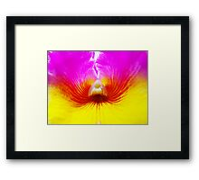 Orchid Collection - 7 Framed Print