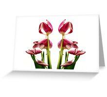 TULIPOHOLIC #5 Greeting Card