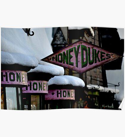 Honeydukes Poster