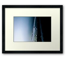 Ode to glass (1) Framed Print