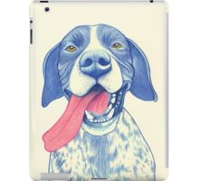 Jola #01 - German Short-Haired Pointer iPad Case/Skin