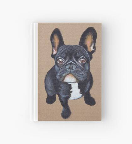 French Bulldog Hardcover Journal