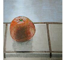 """The lone orange"" Photographic Print"