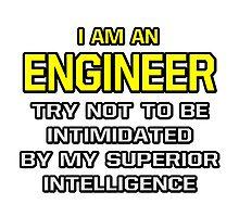 Engineer .. Superior Intelligence by TKUP22
