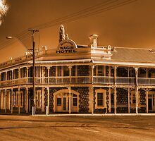 Wagin Hotel by BigAndRed