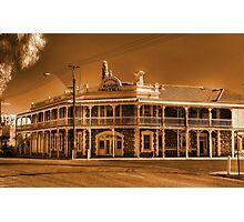 Wagin Hotel Photographic Print