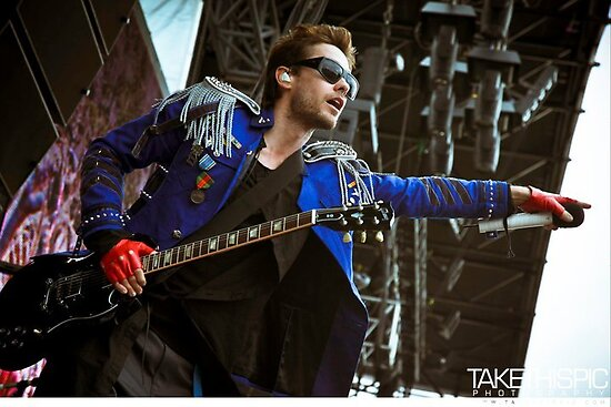 Jared Leto - Soundwave 2011 by Emily Loughnan
