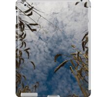 A summer's day in the countryside iPad Case/Skin