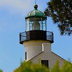 San Diego Skies by Laddie Halupa