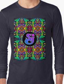 String Cheese Incident - Trippy Pattern 2 Long Sleeve T-Shirt