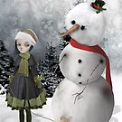 'Tis the Season To Be Jolly by Tanya  Mayers