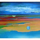 Moon Lake by Bea Israel