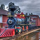 Grizzly Flats Railroad (Perris, California) by Brendon Perkins