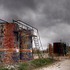 Oilfield Art - 4 by jphall