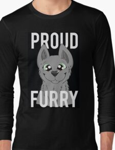 Proud Furry Long Sleeve T-Shirt