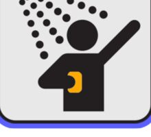 Conserve Water, Shower With an Engineer Sticker