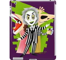 Lil' Beetlejuice iPad Case/Skin