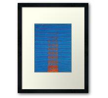 Submerge Framed Print
