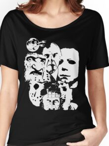 Horror Icons! Women's Relaxed Fit T-Shirt
