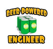 Beer Powered Engineer by TKUP22