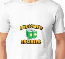 Beer Powered Engineer Unisex T-Shirt