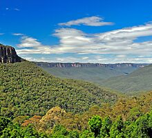 The Jamison Valley by Terry Everson