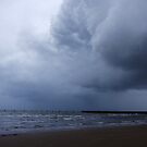 storm aproaching by Clare Colins