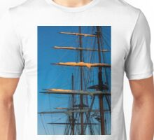 Setting Through The Masts Unisex T-Shirt