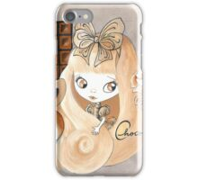 Chocolate And Bunny Dreams iPhone Case/Skin