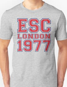 ESC London 1977 [Eurovision] T-Shirt