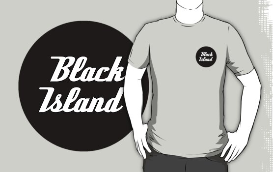 Black Island tee by najeroux