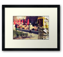 Streets of Berlin #3 Framed Print