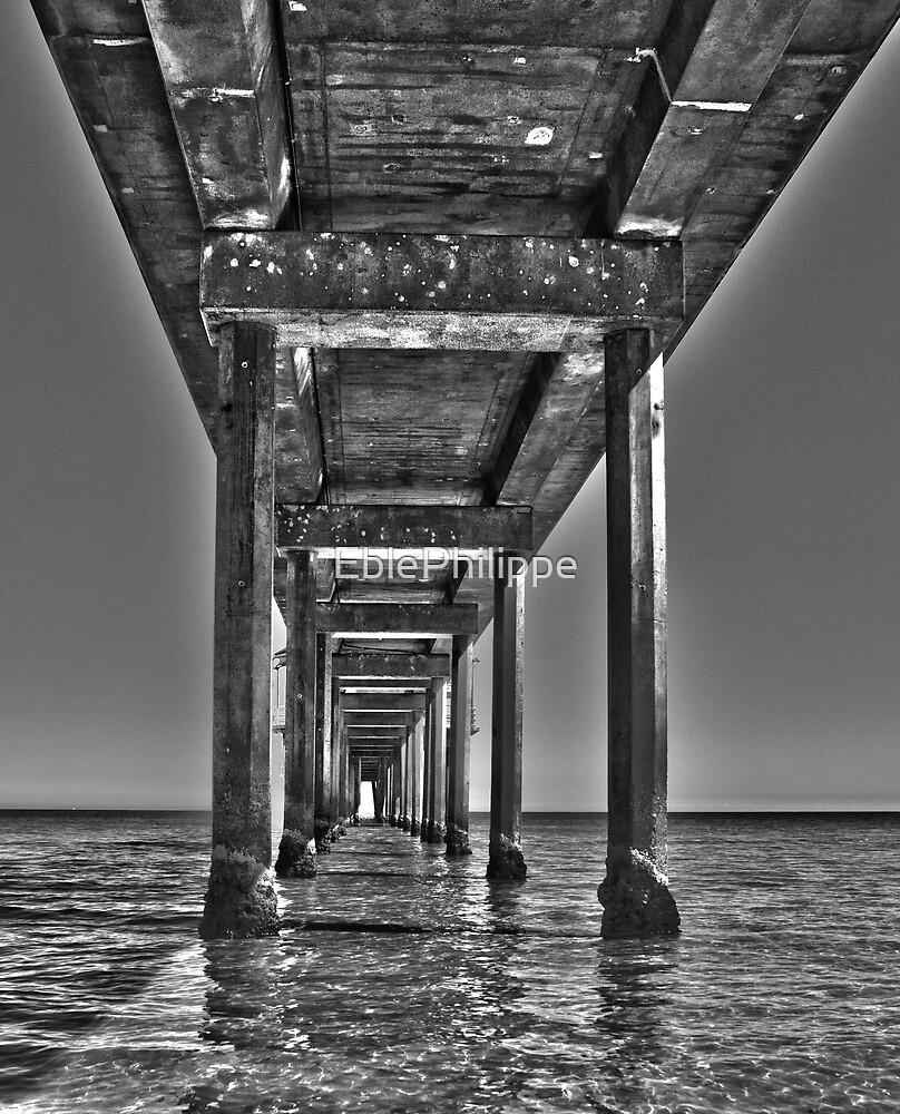 Brighton pier by EblePhilippe