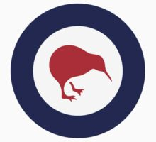 RNZAF Roundel  Kids Clothes
