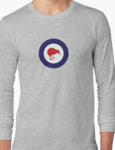 RNZAF Roundel  Long Sleeve T-Shirt
