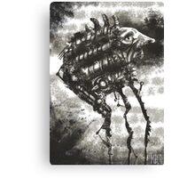 Tripod Canvas Print