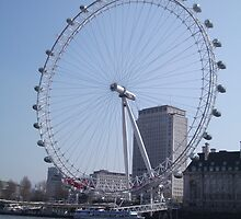 London Eye by Dannii84